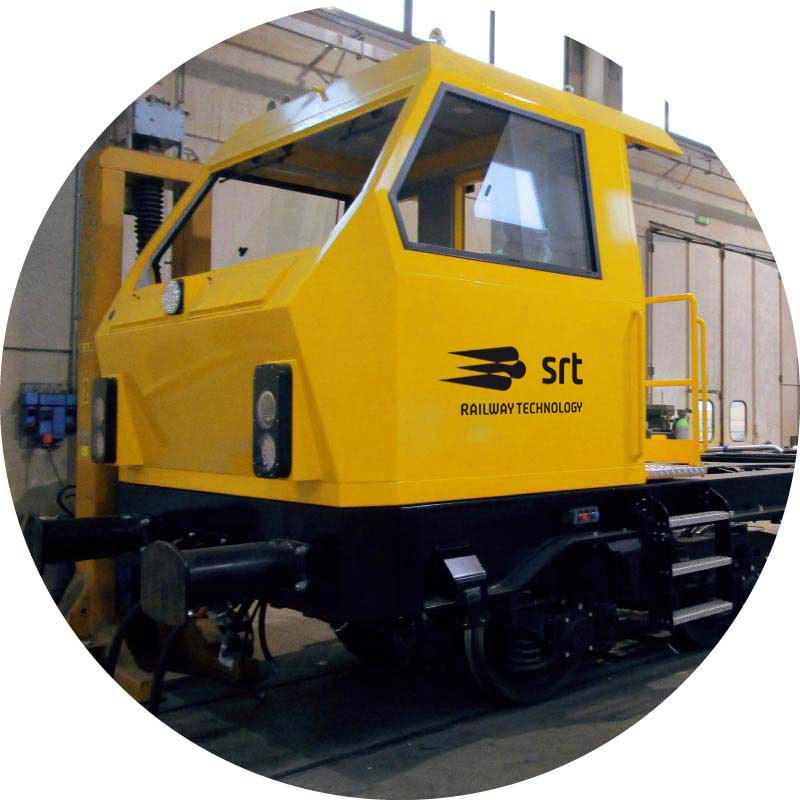 Motocarrello SRT 407